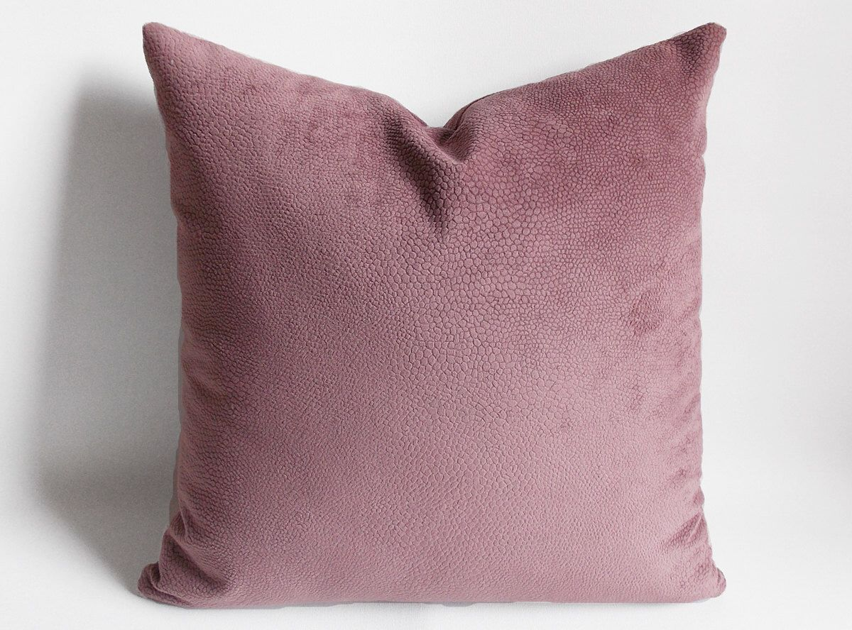 Etsy Throw Pillows Velvet Cotton Rose Pillow Coverdecorative Pillow Rose Throw