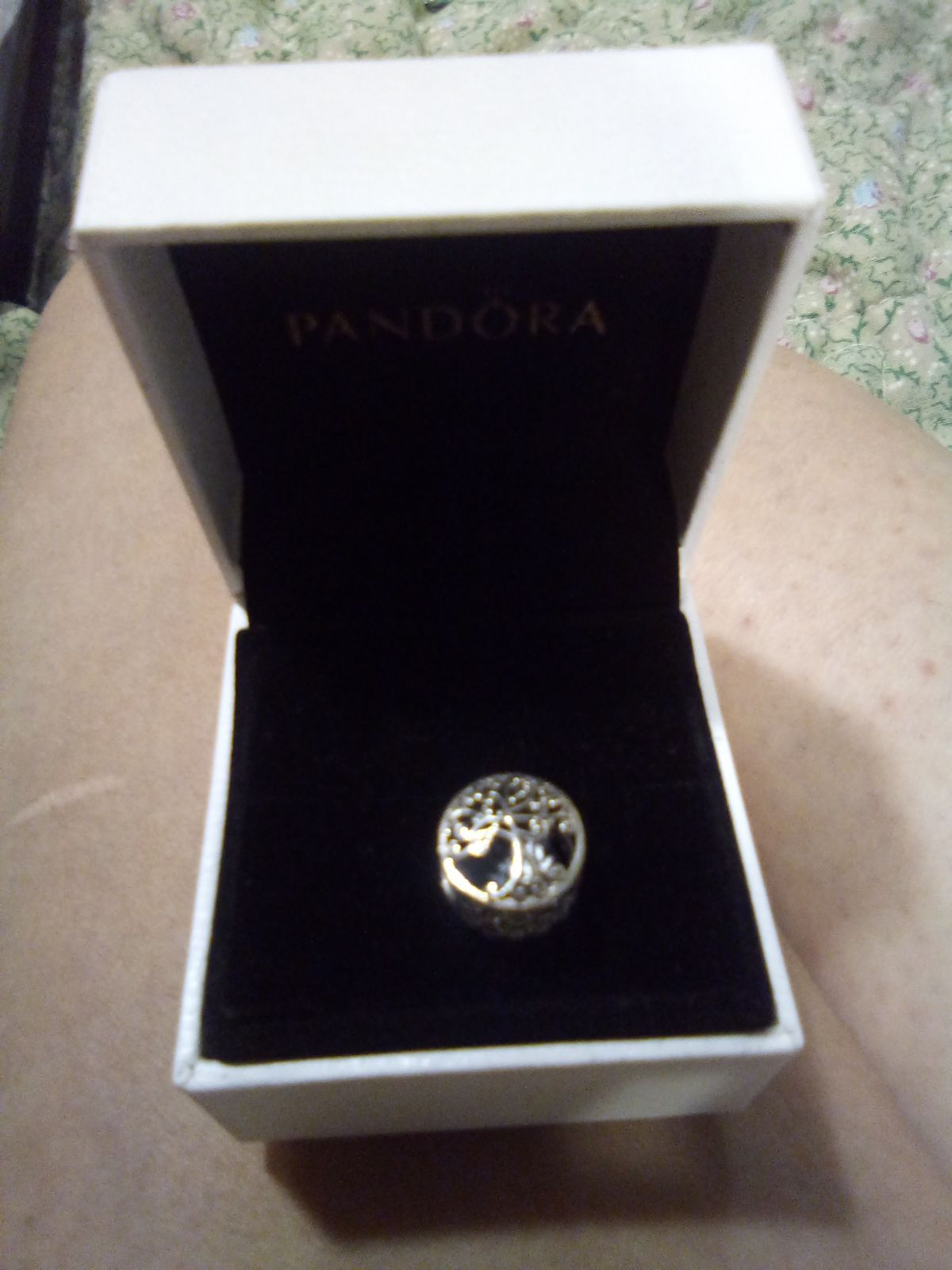 Tree Of Life Pandora Charm Back Say Family Is Where Love Grows Stamped Brand New Pandora Charms Pandora Charmed