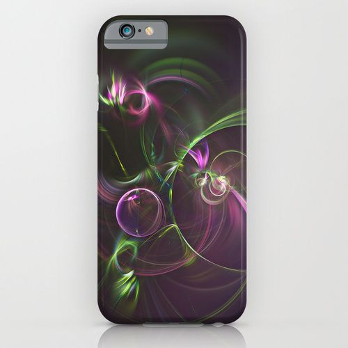 The Motion of Celestial Bodies iPhone & iPod Case
