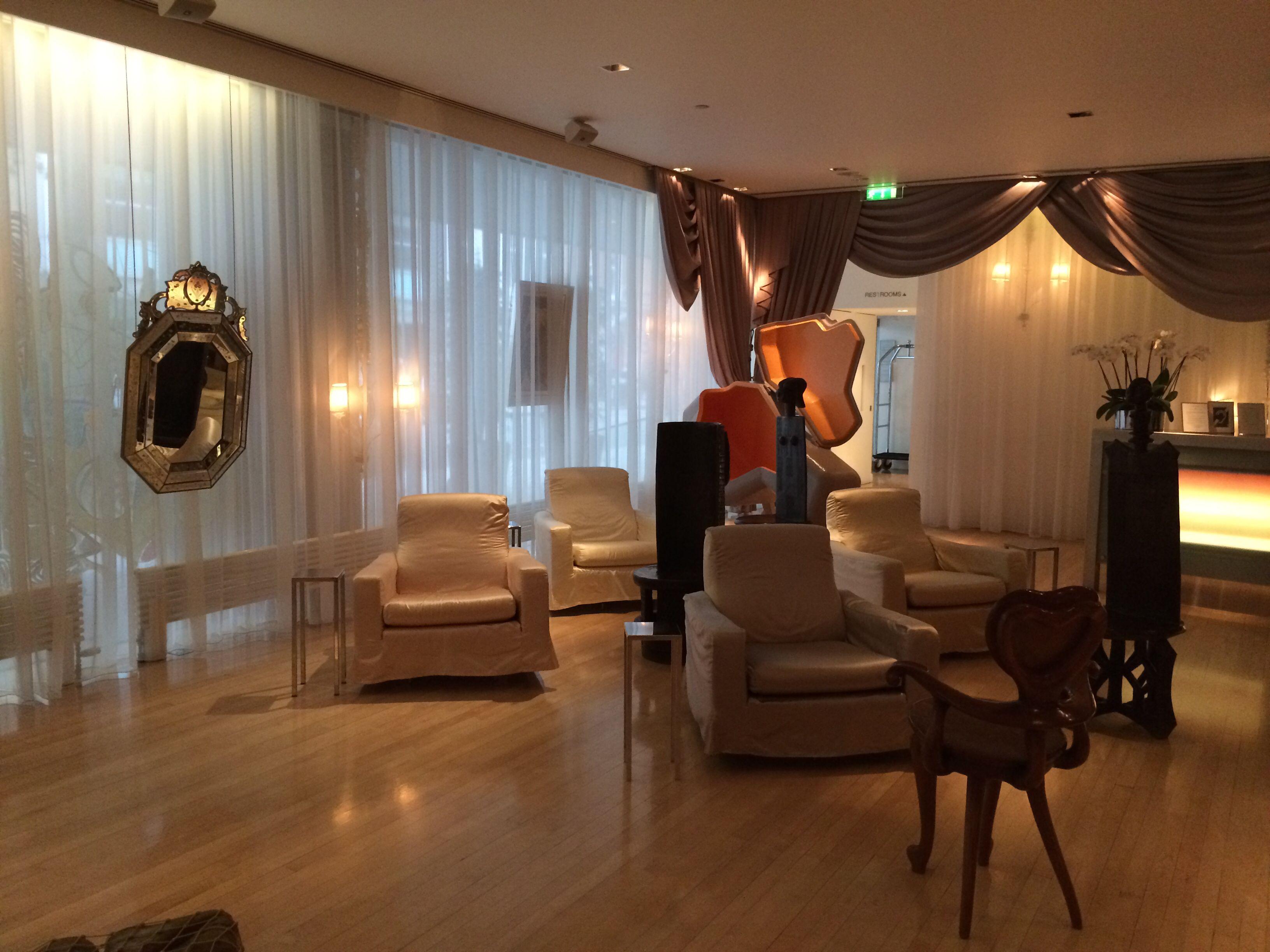 Sanderson Hotel. London
