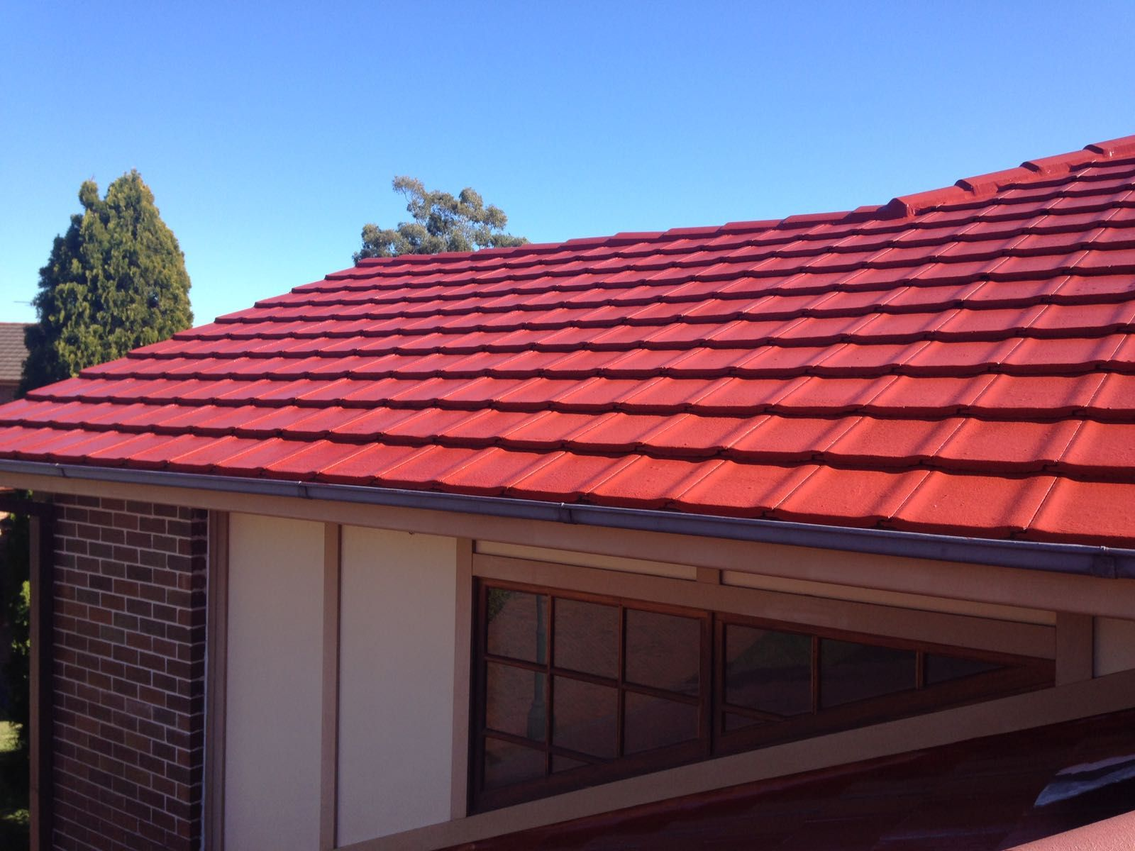 Roof Cleaning Sydney In 2020 Roof Paint Roof Restoration Affordable Roofing