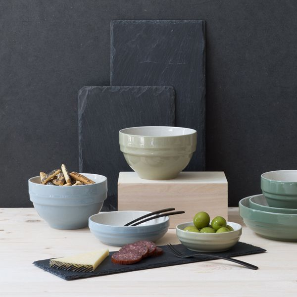 colourful tableware which according to anna is ideal for tapas bowls available in six sizes. Black Bedroom Furniture Sets. Home Design Ideas