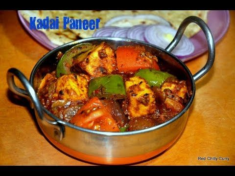 How to make kadai paneer mumbai restaurant style easy cook with how to make kadai paneer mumbai restaurant style easy cook with food junction youtube forumfinder Images