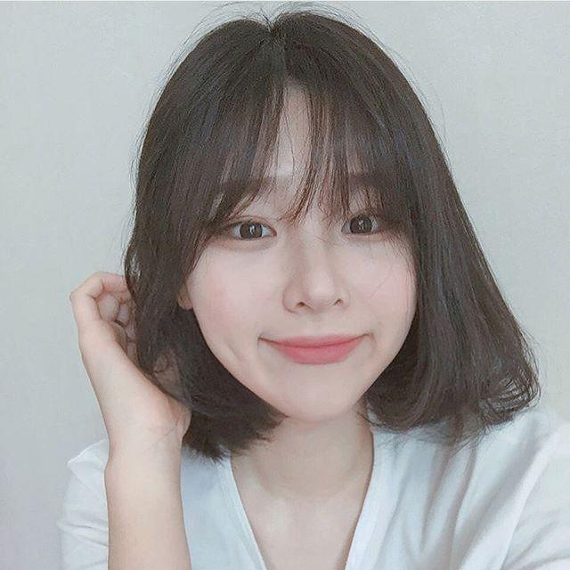 196 Lượt Thich 2 Binh Luận Annyeongkorean Tren Instagram Koreanfashion Asianfashion Korean Korea Kstyle Gaya Rambut Gaya Rambut Pendek Warna Rambut