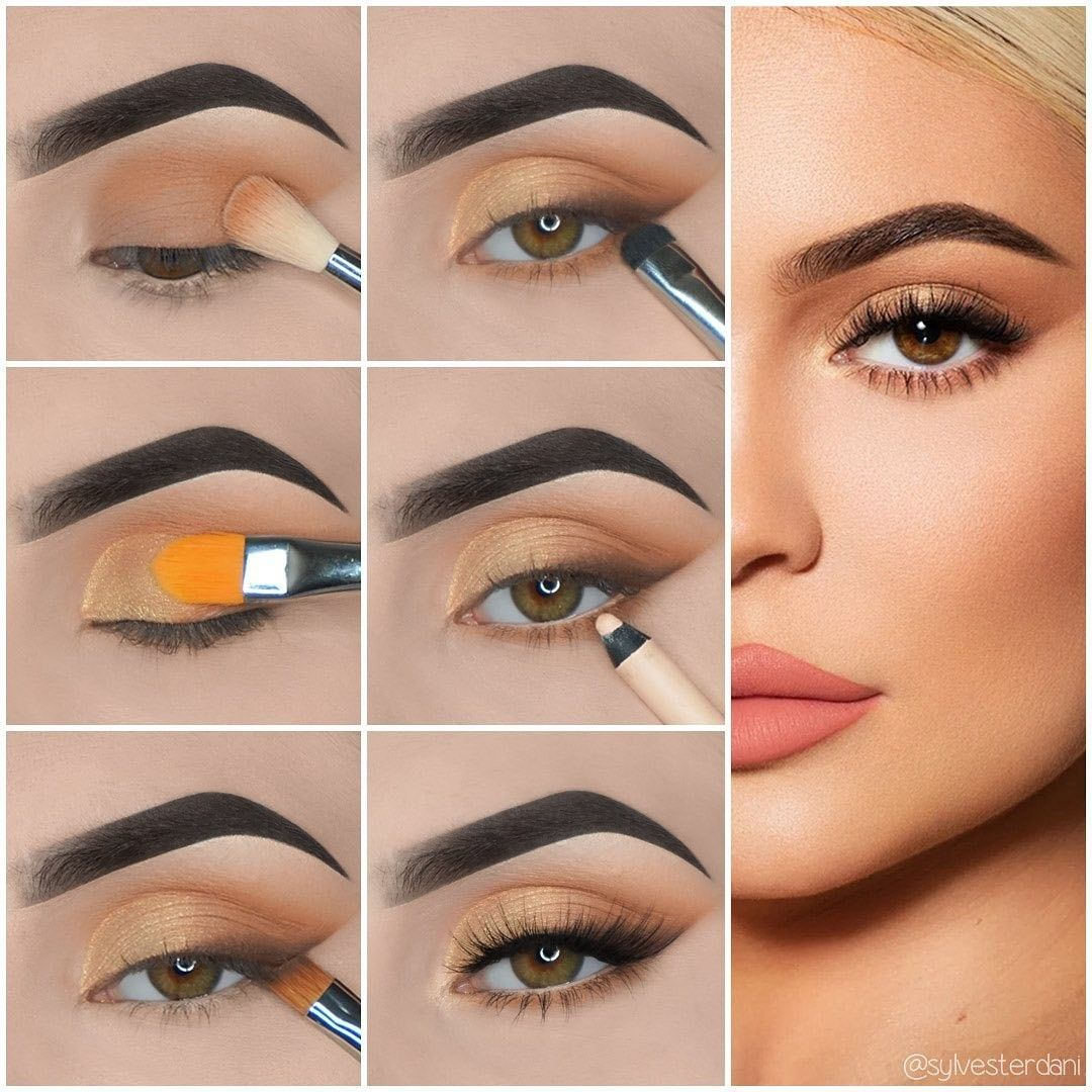 Pin by Marie on Makeup Ideas in 2020 Eye makeup steps