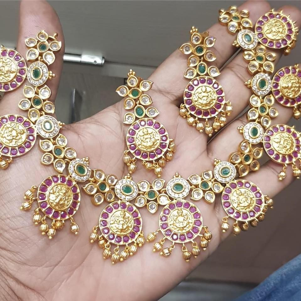 Designer gram gold jewelry contact jewelry