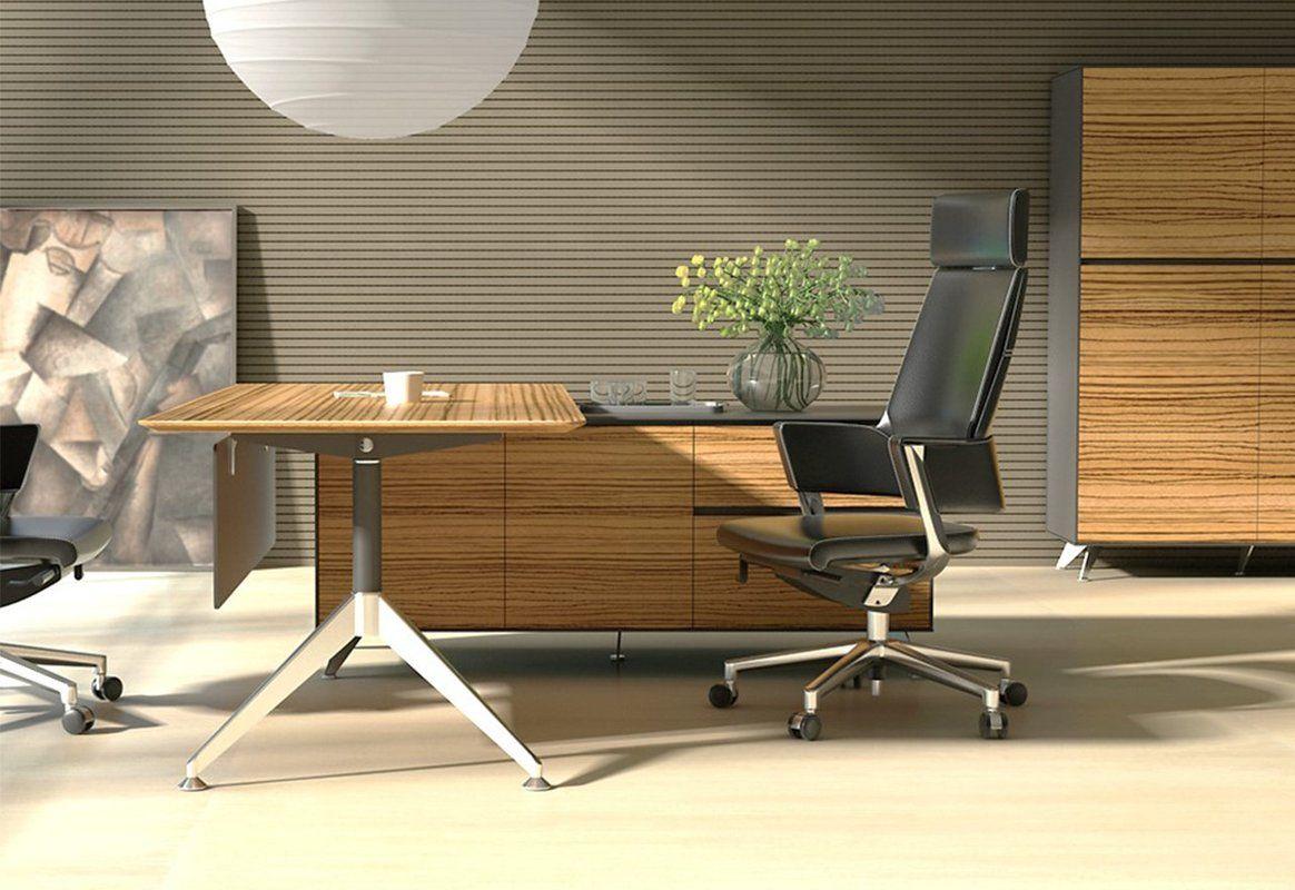 Single Office Design Photo By Wayfair Professional Modern