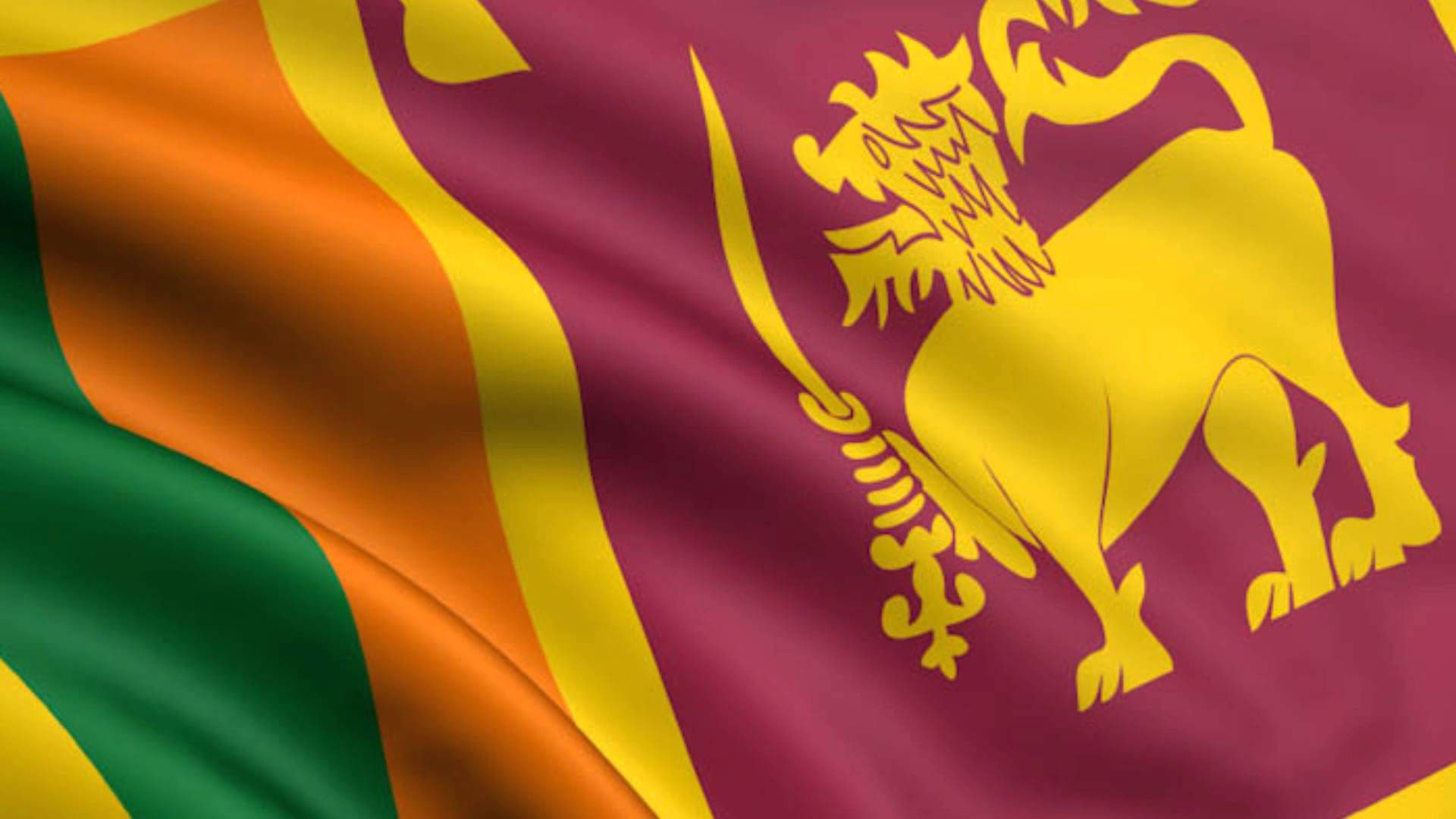 Sri Lanka Flag Wallpaper | Sri lanka flag, Sri lankan flag, Flag