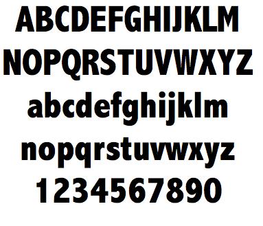 abadi mt font for mac