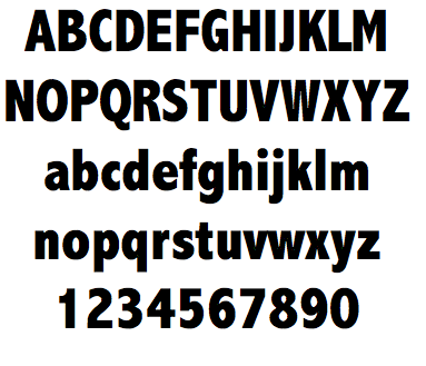 abadi mt-condensed extra bold font