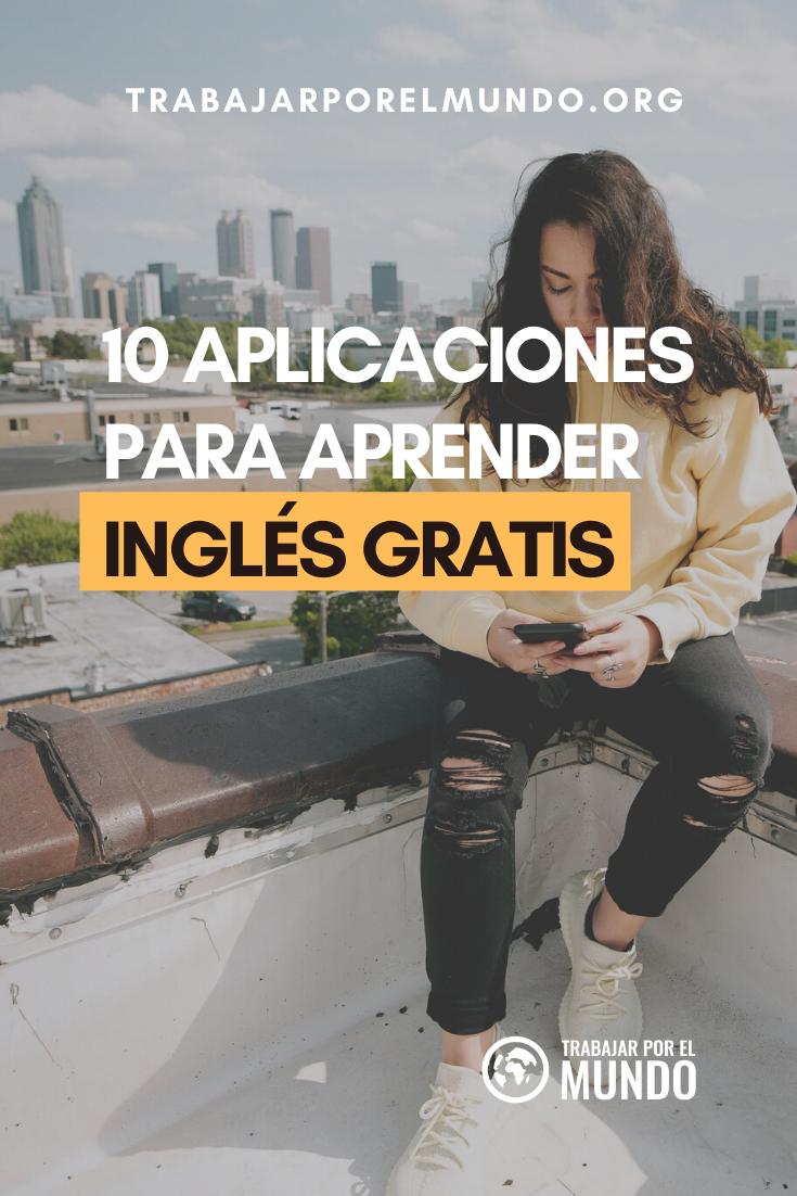 10 Aplicaciones Para Aprender Inglés Gratis Aplicaciones Para Aprender Ingles Aplicaciones Para Aprender Aprender Inglés