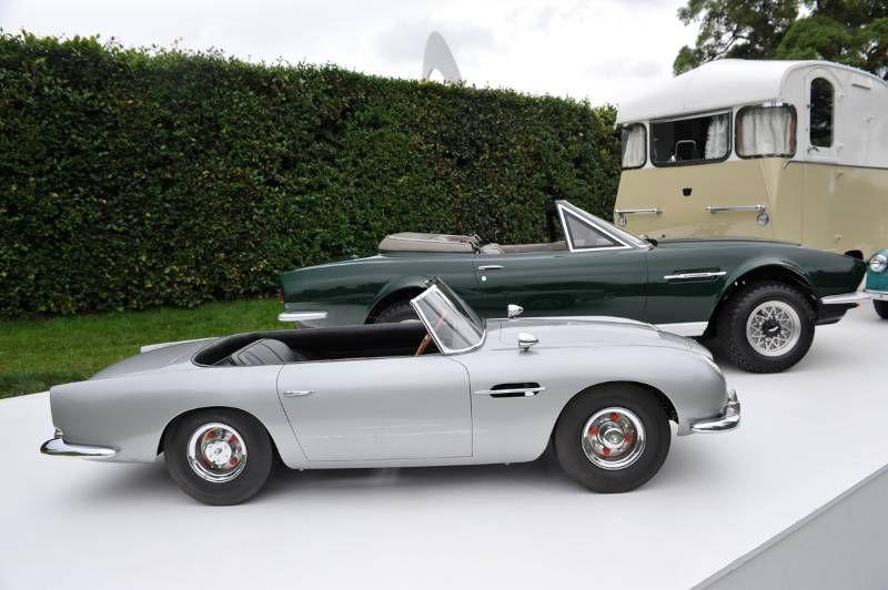 Half Scale 1966 Aston Martin Db5 007 Replica Merc Benz Small Cars Pedal Cars