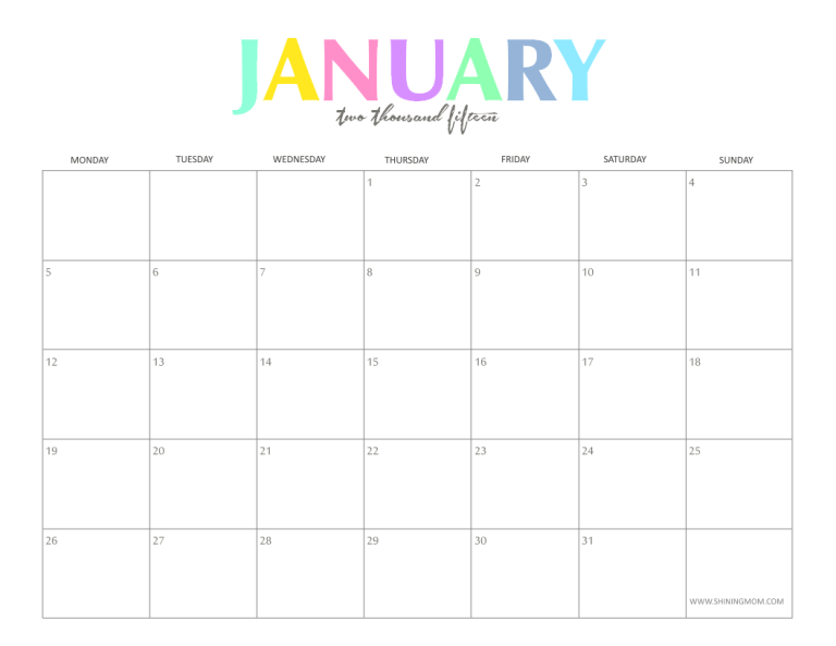 Best 20+ Calendario enero 2016 colombia ideas on Pinterest—no ...