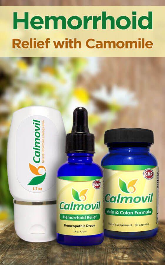 Calmovil: Natural Treatment for Hemorrhoids #piles #hemrhoids #health #followback
