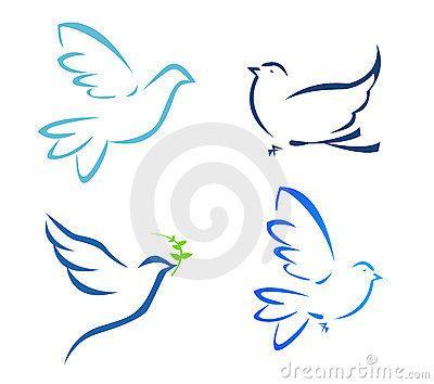Flying Dove Tattoo Ideas Cizilecek Seyler Gecici Dovme Desenler