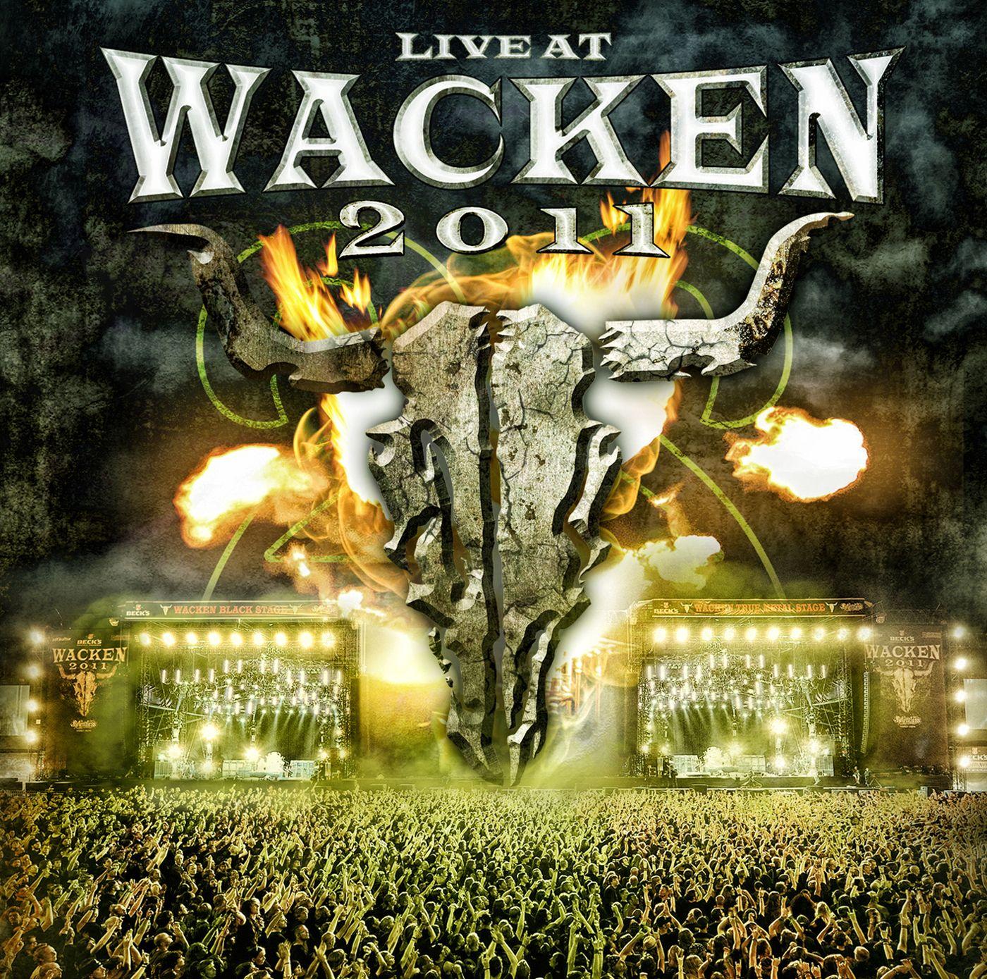 CD: WACKEN 2011 - Live at Wacken Open Air EAN: 0090204636839