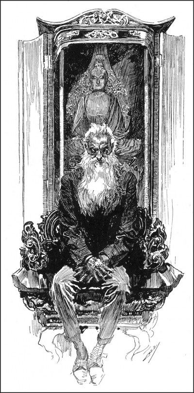Mister Barbe 1915  by Joseph Clement Coll