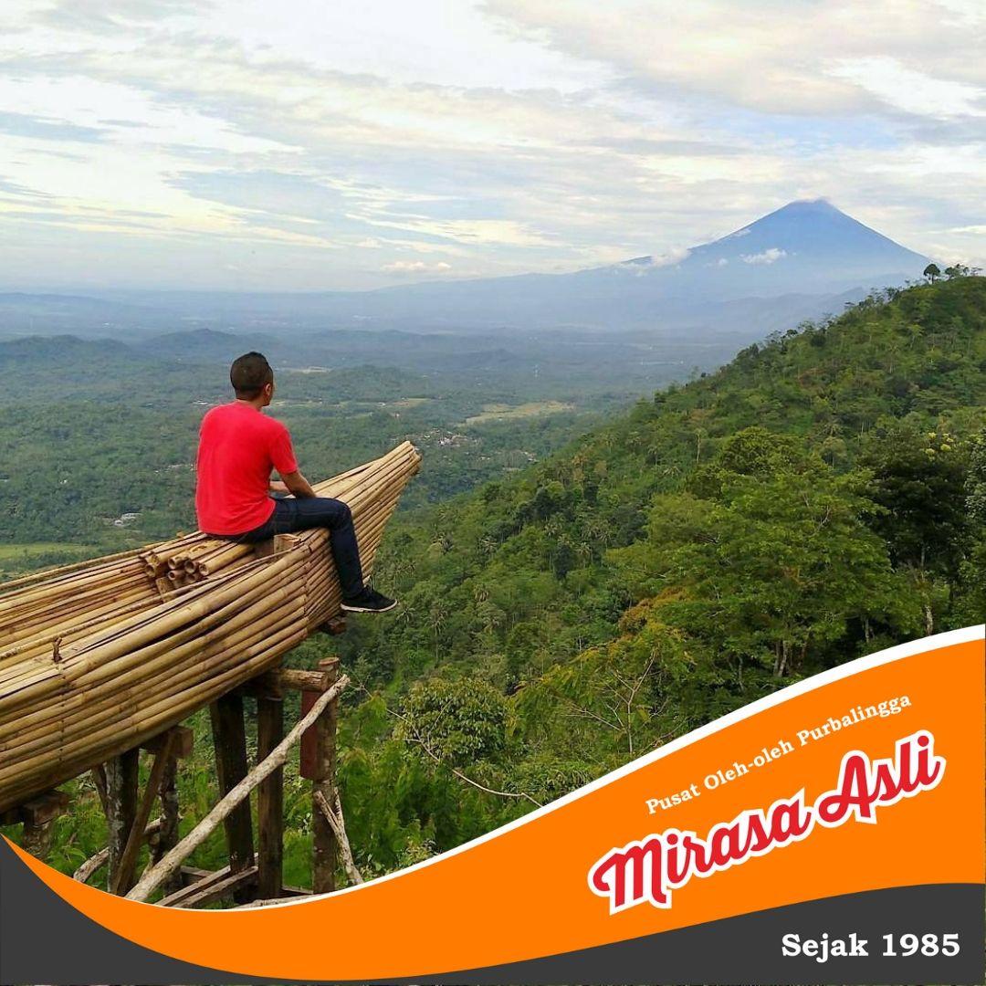 Wisata Purbalingga Jawa Tengah Puncak Batur Rekomendasi Toko Oleh Oleh Mirasa Asli 08119669966 Pemandangan Alam Tempat
