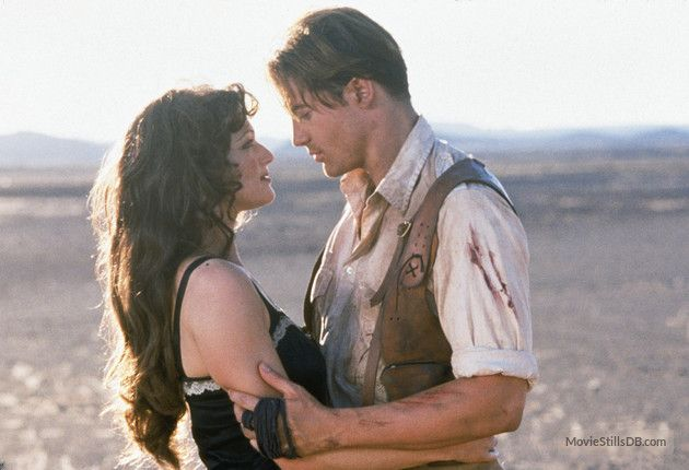 Evelyn and Richard - The Mummy