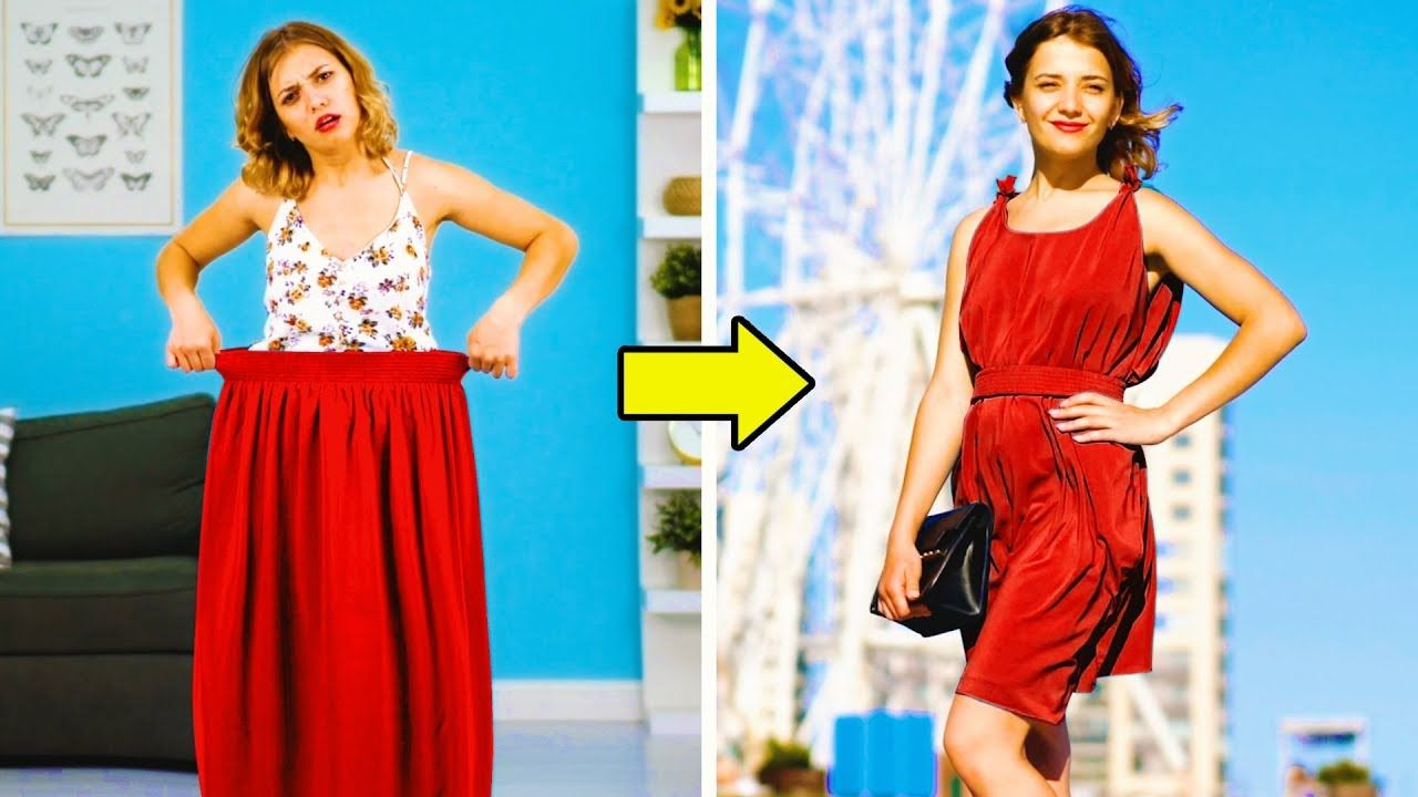 68 Simple Clothing Tricks To Look Stunning Every Day In 2020 Simple Outfits Brilliant Clothing Clothing Hacks