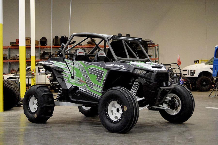 Desert Concepts Off Road Polaris Rzr1000 Build Bikes Motorcross