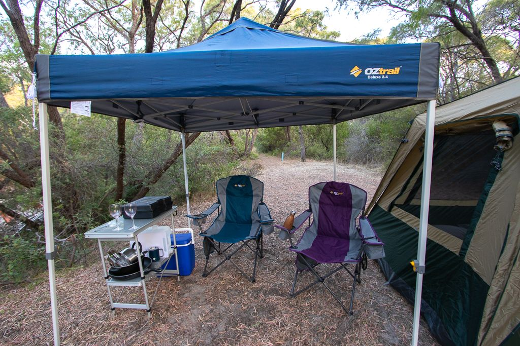 Photo of The Best Camping Set Up For New Campers!