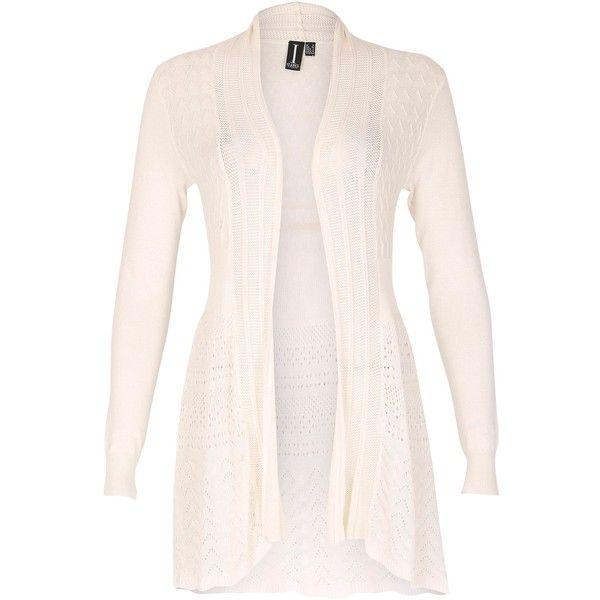 Izabel London Long Sleeve Plain Knitted ($29) ❤ liked on Polyvore ...