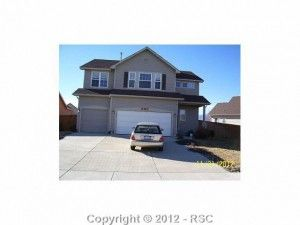 Gorgeous 2 story home in High Gate Farms!Includes 4 bedrooms, 3 Bathrooms & 3 car garage!Spacious Master has its own 5 piece bath with walk in closet. Gas Fireplace, Central AC,School District 8,Conveniently close to Fort Carson, Shopping,Parks and schools. #ColoradoSprings #real estate
