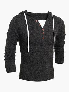 San Francisco 1, Suéter para Hombre, Negro (Black 001), Small HUGO BOSS