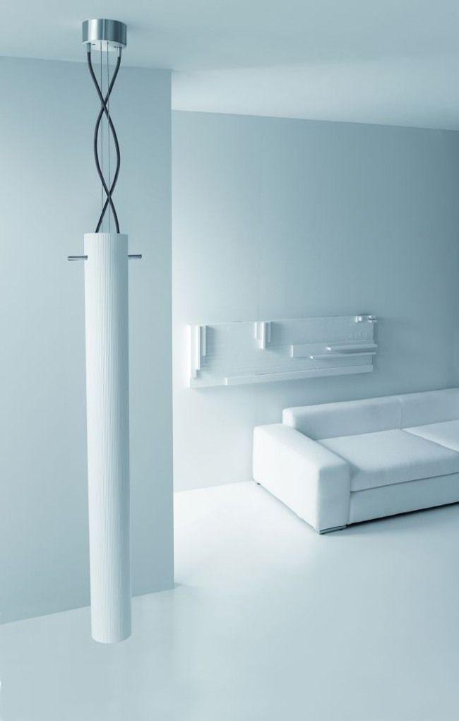 Radiador Colgante #decoracion #interiorismo #calefaccion #hogar #artefactos #home #decoration #interiordesign #heating #design