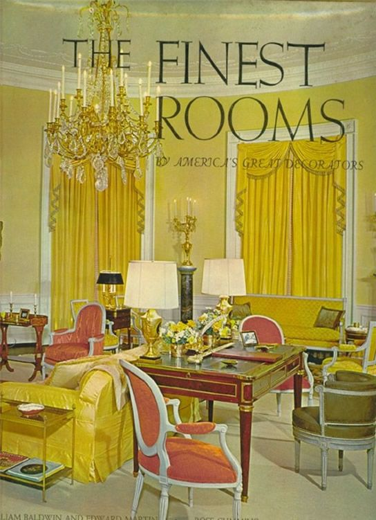 jackie kennedy and sister parish chose scalamandr fabric for the curtains in the yellow oval room - Sister Parrish