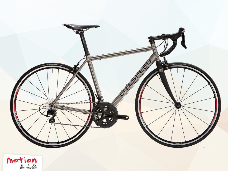 Si la ruta es lo tuyo, la bicicleta #Litespeed T7 con cuadro de ...