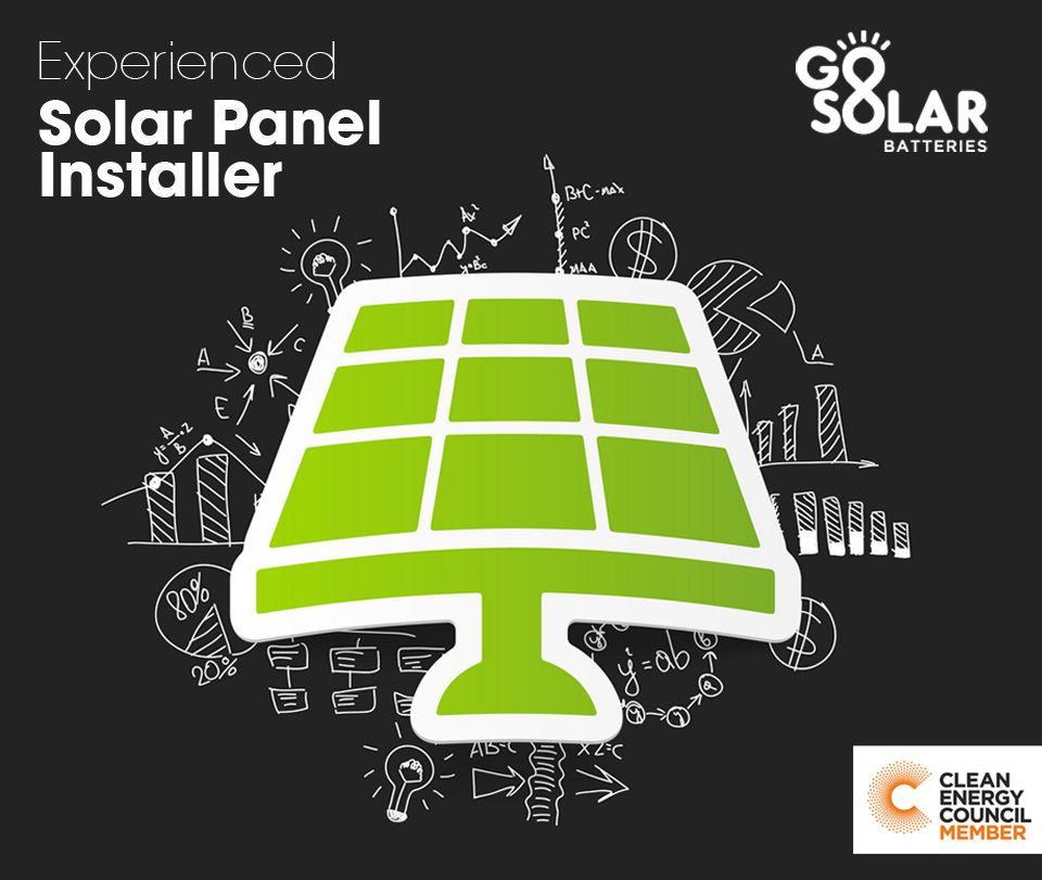 Pin By Go Solar Batteries On Go Solar Batteries Solar Battery Solar Panels Energy Storage