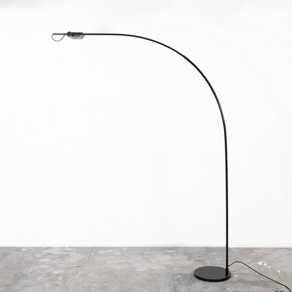 Relco Floorstanding Arc Light, Italy 1980s | #97228