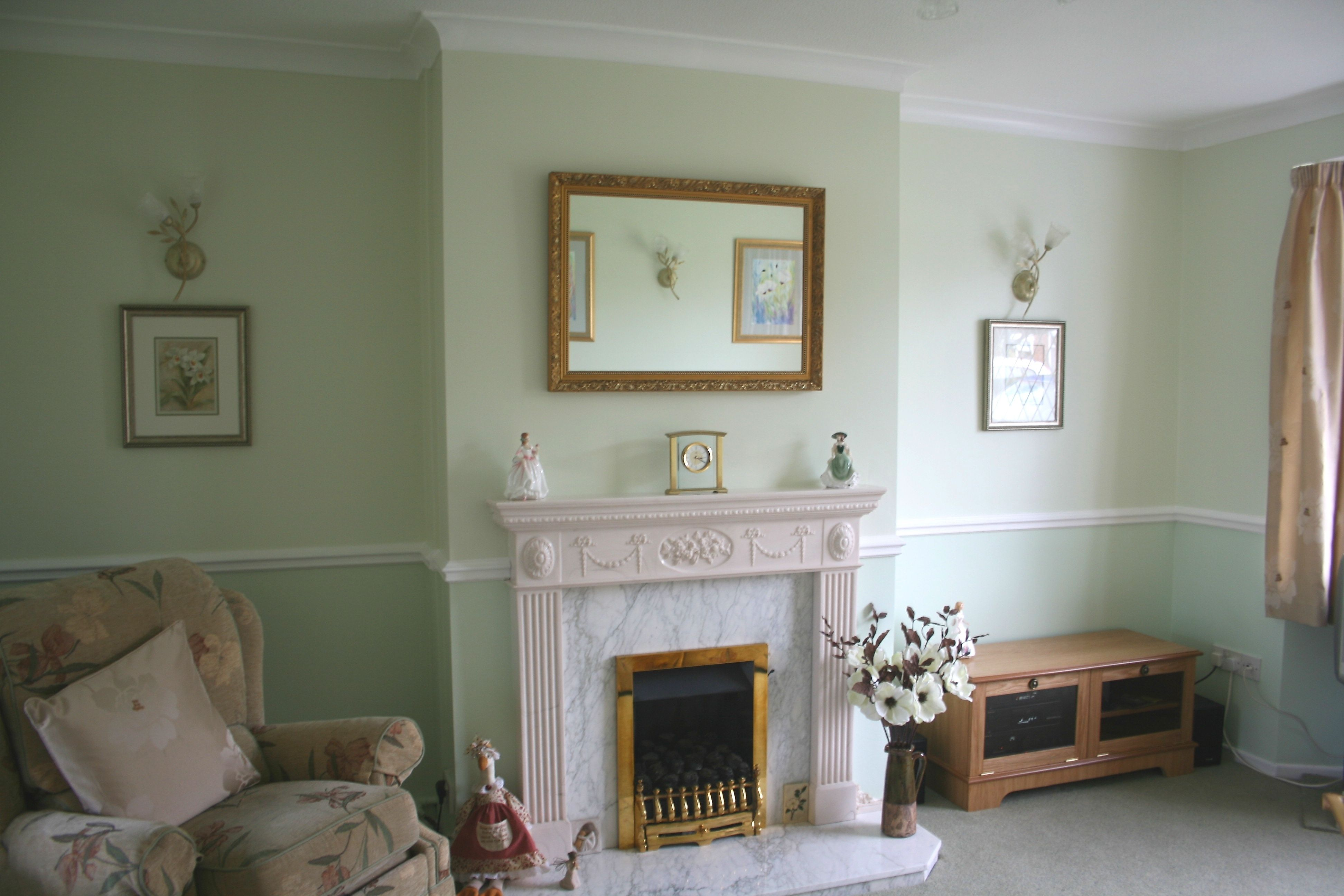 Decorating Ideas For Living Room With Dado Rail We Spend Lot