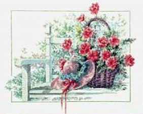 Схемы вышивок ланарте цветы