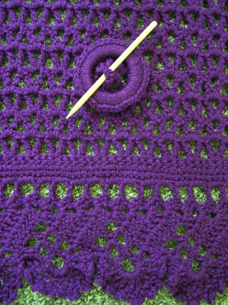 prayer shawl patterns free | Prayer Shawl #15 - Made from free ...