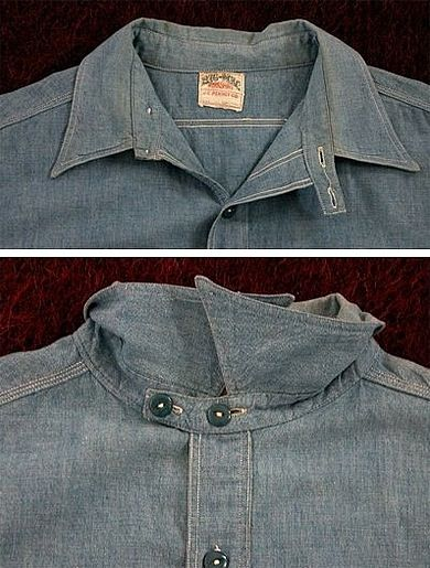 a0258240f5f Big Mac Chambray Shirt