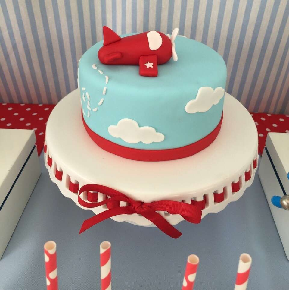 Airplanes Birthday Party Ideas | Photo 3 of 28