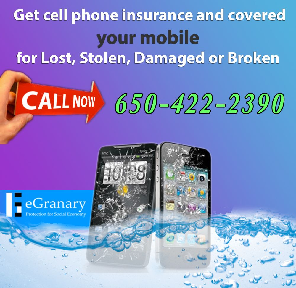 Get Cell Phone Insurance And Covered Your Mobile For Lost