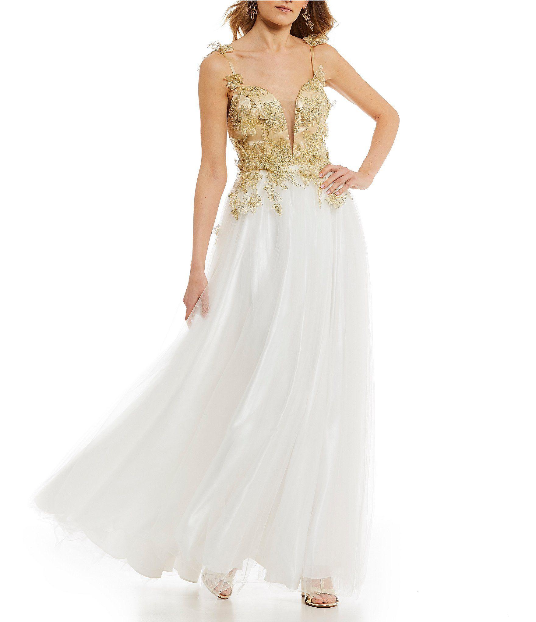 B darlin threedimensional floral bodice ball gown clothes