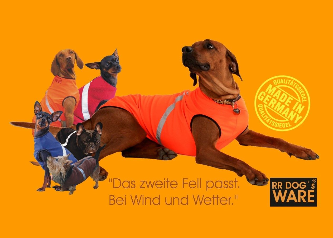 Rr Dog S Ware Naht In Manufaktur Nach Mass Hergestellte Hundemantel Fur Alle Rassen Und Grossen Langlebige Und Hochwertige Mater Hunde Mantel Hunde Hundemantel