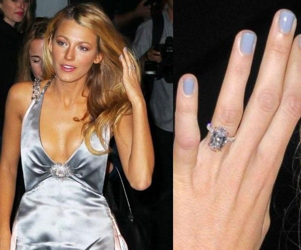 Beautiful Celebrity Engagement Ring Inspiration by... www ...