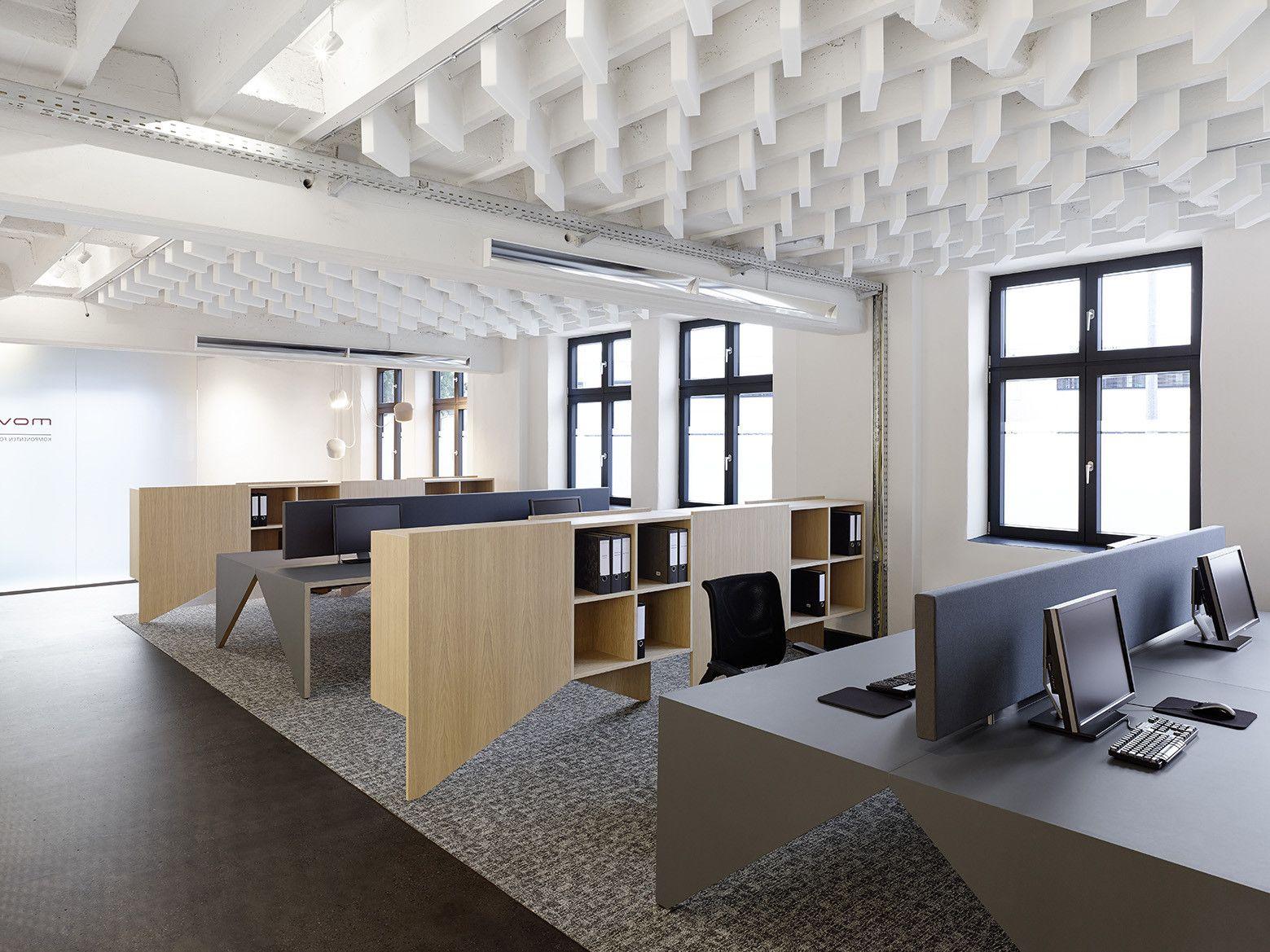 Gallery Of Movet Office Loft Interior Design Studio Alexander