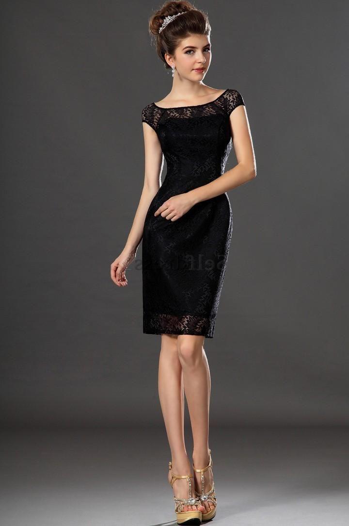 black cocktail dresses | Fashion dresses gowns | Pinterest ...
