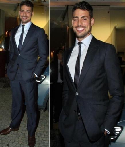 Imagem relacionada | Terno, Terno slim fit, Terno e gravata