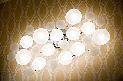 Mod Vintage Bathroom  Austin Interior Designroom Fu Knockout Magnificent Vintage Bathroom Vanity Lights Review