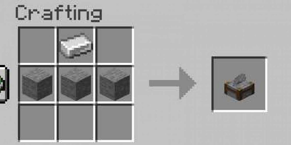 Minecraft Ta Taş Kesme Makinesi Nasıl Yapılır Süleyman Bal Minecraft Süleyman Taşlar