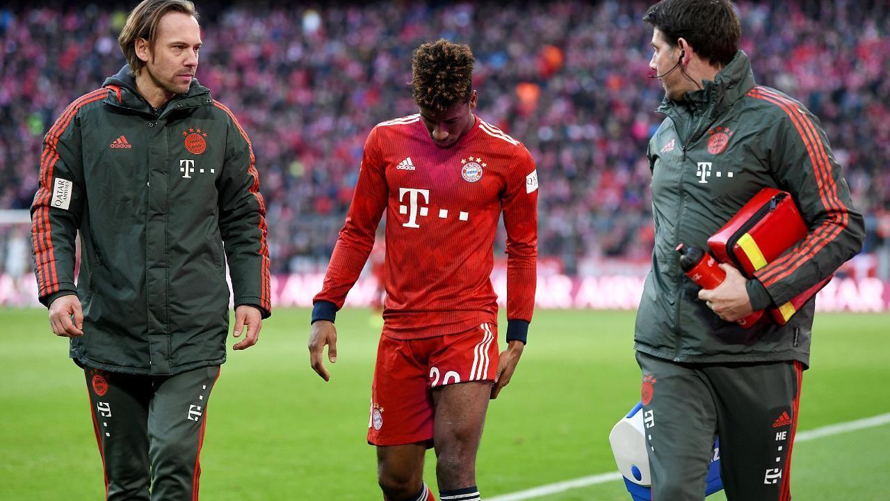 Bayern Coman Droht Mit Muskelfaserriss Fur Liverpool Auszufallen Hertha Bsc Liverpool Und Hertha