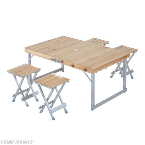 Details About Outsunny Cupboard Table Camping Kitchen Table Folding Food Storage Folding Picnic Table Picnic Table Camping Picnic Table